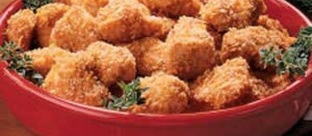 Tender Chicken Nuggets
