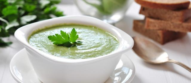 Easy Spinach Soup