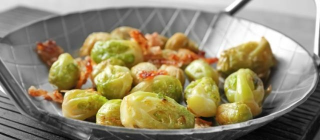 Sauteed Sprouts