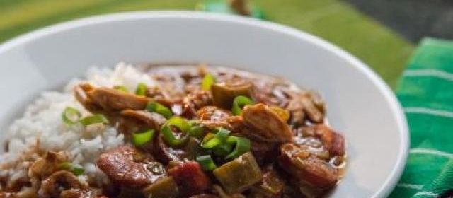 Valerie's Very Best Gumbo