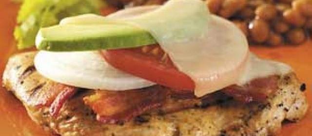 Grilled Monterey Chicken