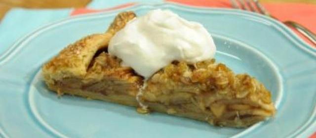Crostata with Raspberry Jam Recipe | Giada De Laurentiis | Food ...