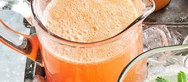 Watermelon Honey Spritzer
