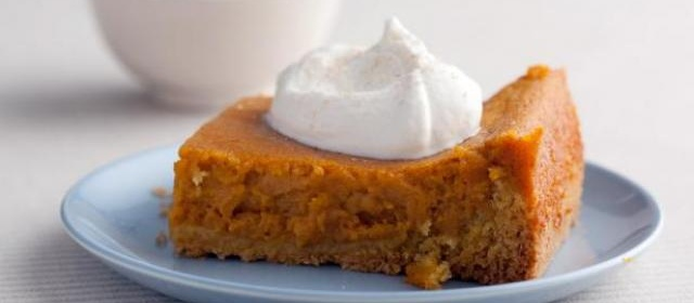 Pumpkin Gooey Butter Cakes Recipe | Paula Deen | Food Network