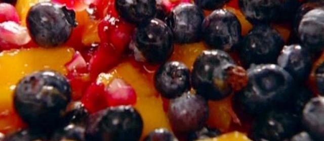 Antioxidant Fruit Salad Recipe | Nigella Lawson | Food Network
