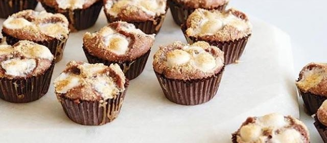 S'more Brownie Bites Recipe | Giada De Laurentiis | Food Network