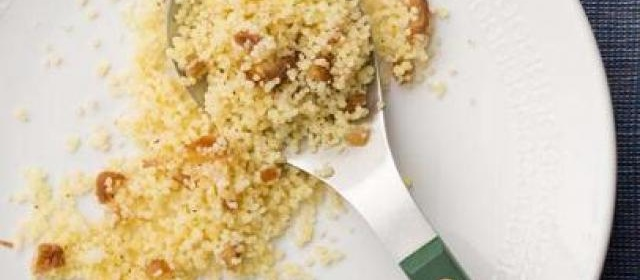 Couscous with Dried Dates