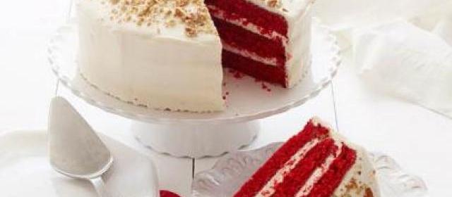 Matzo Red Velvet Cake Recipe   Food Network Kitchen   Food ...