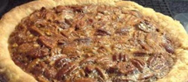 Southern Pecan Pie I Photos