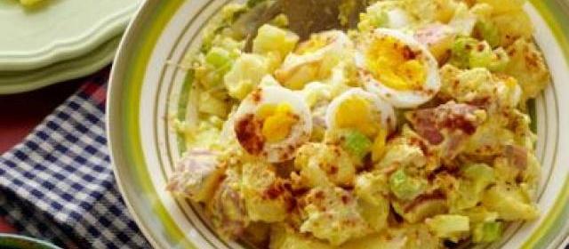 Grandma Jean's Potato Salad