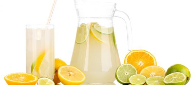 Aunt Frances Citrus Lemonade
