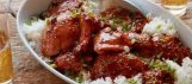 Beef Fried Rice Recipe | Sandra Lee | Food Network