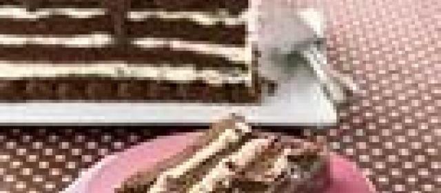 Decadent Chocolate Torte