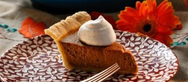 Valerie's Pumpkin Pie