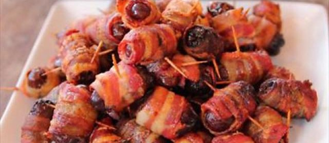 Bacon-Wrapped Dates Videos