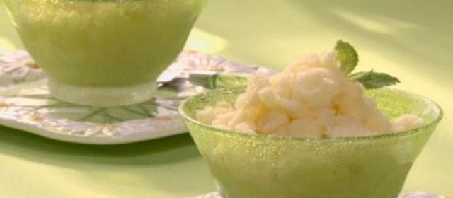 Tropical Granita Recipe