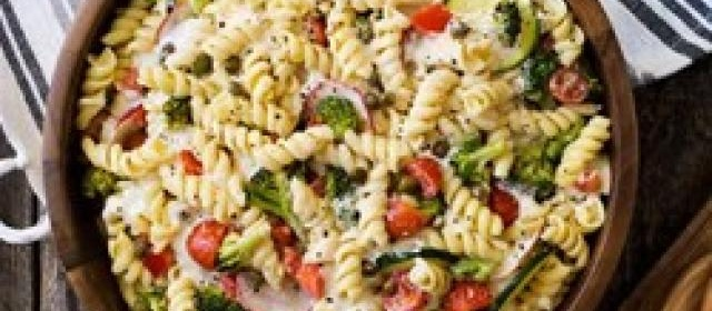 Cold Pasta Primavera Salad from Hidden Valley®