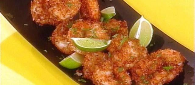 Coconut Shrimp Recipe | Rachael Ray | Food Network