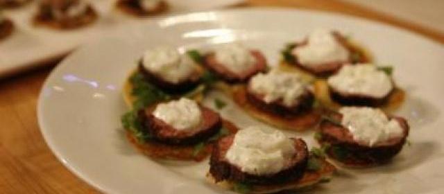 Marinated Lamb Chops Recipe | Ellie Krieger | Food Network