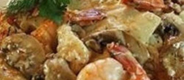 West Coast Cod and Shrimp