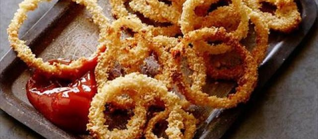 Oven Fried Onion Rings Videos