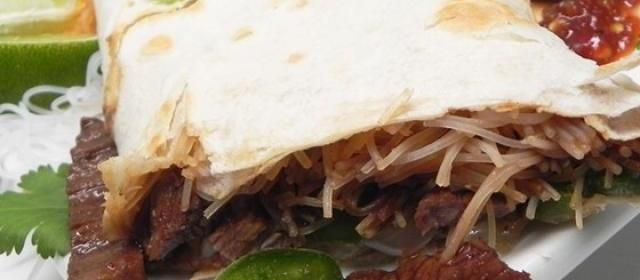 Phoritto (Pho   Burrito)