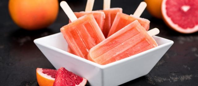 Maple Brown Derby Popsicles