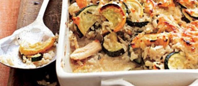 Chicken and Rice Casserole Recipe  2