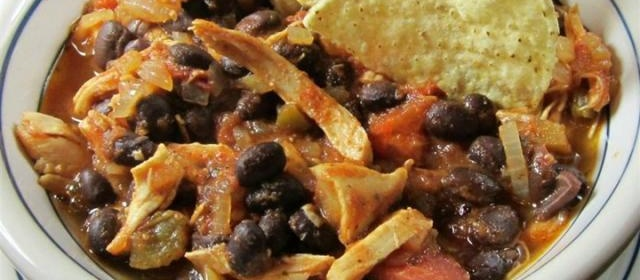 Cheater's Chicken Chili Recipe  Allrecipes.com