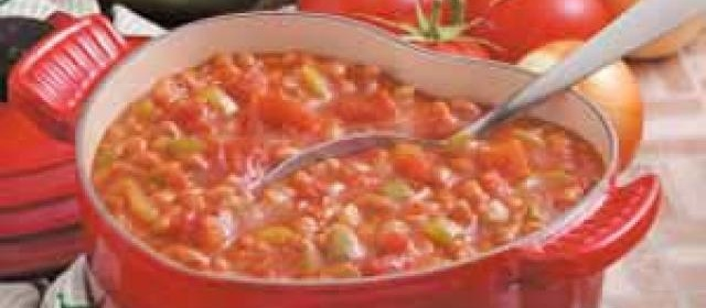 Savory N Saucy Baked Beans