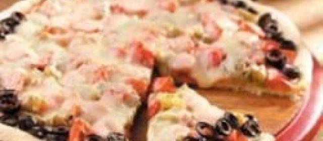 Roasted Pepper Tart