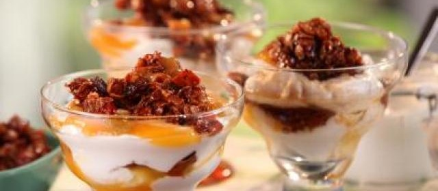 Granola Parfaits Recipe | Trisha Yearwood | Food Network