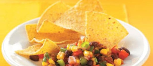 Presto Black Bean & Corn Salsa