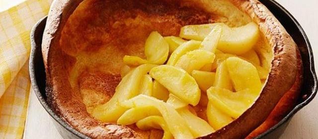 German Pancake Recipe | Food Network Kitchen | Food Network