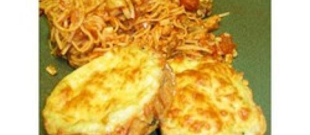 Corny Spaghetti
