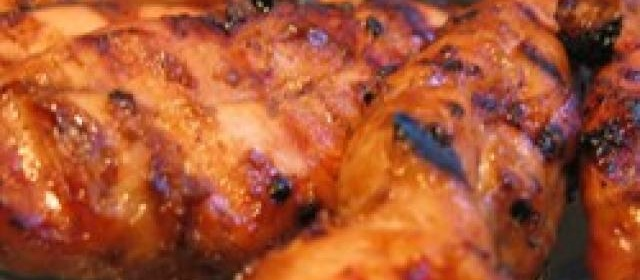 Kevin's Teriyaki Chicken