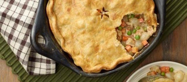 Easy Chicken Pot Pie Recipe | Sunny Anderson | Food Network