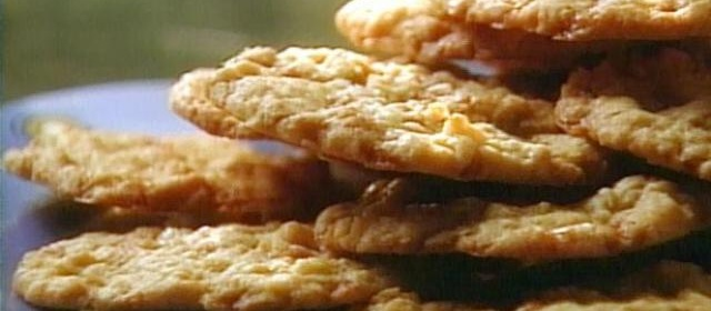 Toffee Crunch Cookies Recipe