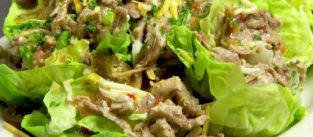 Latin Chicken Salad