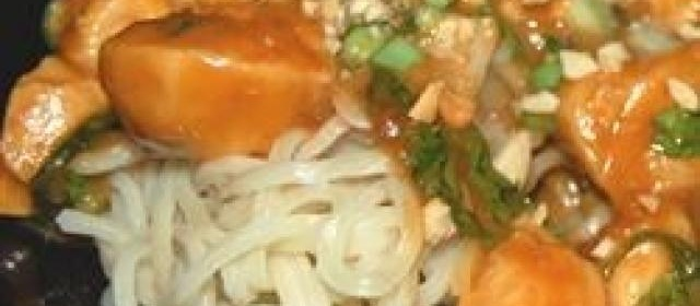 Thai Peanut Butter Sauce Photos