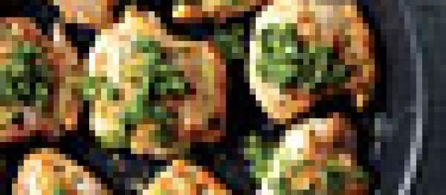 Cilantro-Pumpkinseed Sauce