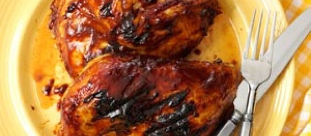 Smoky Grilled Chicken
