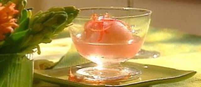 Pink Grapefruit Sorbet