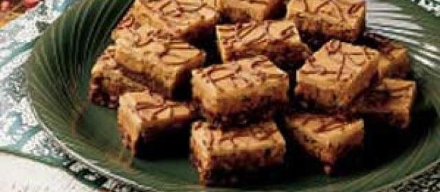 Double-Decker Brownies