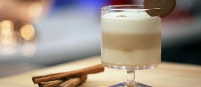 Sugar and Spice Panna Cotta