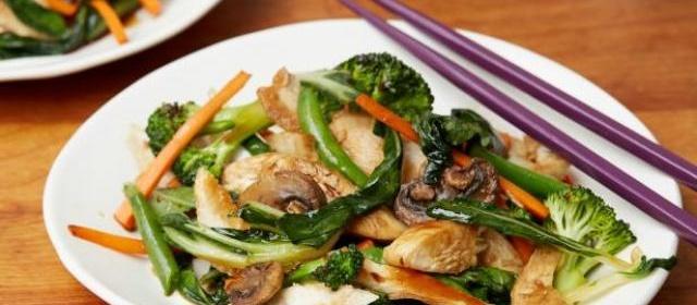 Chicken Stir-Fry Recipe | Tyler Florence | Food Network