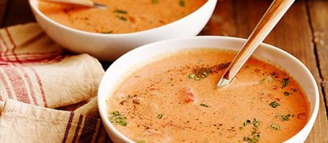 The Best Tomato Soup Ever Video