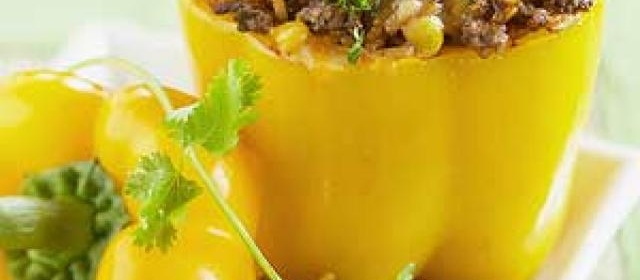 Stuffed Peppers Mole
