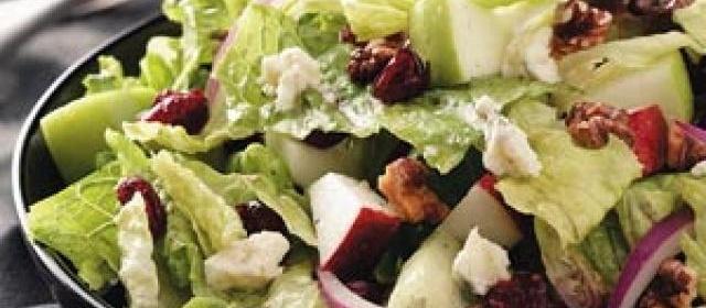 Apple & Walnut Salad