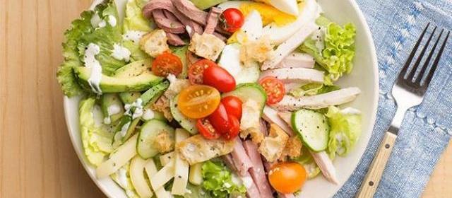 Chef's Salad Recipe | Food Network Kitchen | Food Network